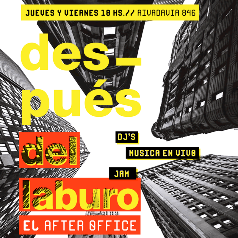 adf0b0abb8 Flyer After Office